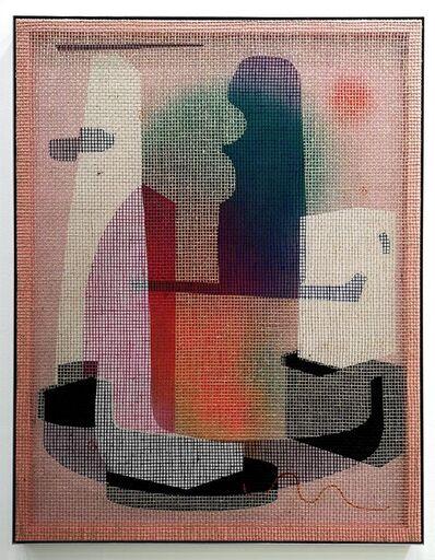 David Renggli, 'Desire Painting (Philharmonicana)', 2019