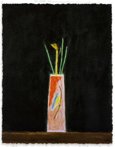 Craigie Aitchison, 'Still Life With Bird Vase', 2004