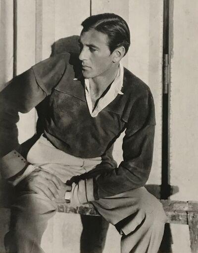 Cecil Beaton, 'Gary Cooper', 1930-1936