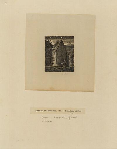 Graham Sutherland, 'Michaelmas', 1928