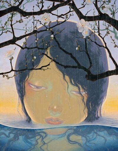 Fuco Ueda, 'Spring Rain '