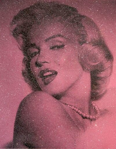 David Studwell, 'Marilyn Monroe - Pink', TBC