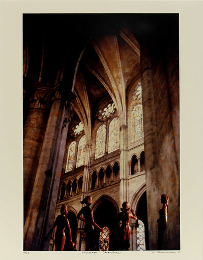 Laurie Simmons, 'Tourism: Chartres', 1985
