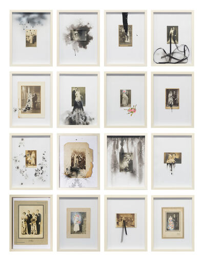 Lucia Tallova, 'Paper Stories', 2015