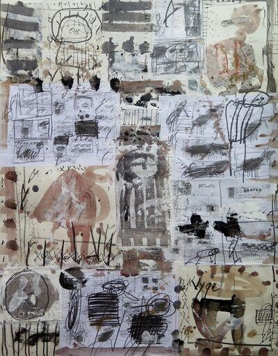 Vigintas Stankus, 'Collage IV', 2015