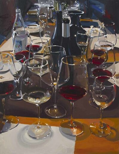 Alan Kingsbury, 'Pinots and Riesling', 2019-2020