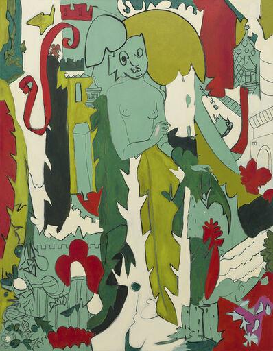 Lauren Coullard, 'Berthsabe Recevant', 2017