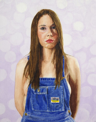 Byron Taylor, 'Laydee Blue', 2014