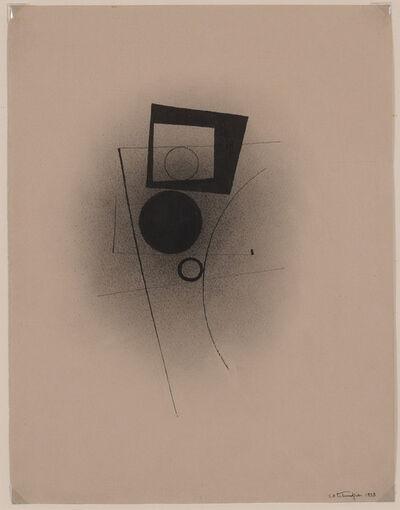 Léon Arthur Tutundjian, 'Abstraction', 1923