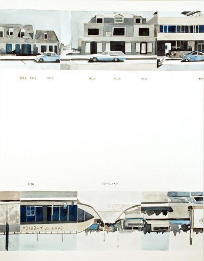 Amy Park, 'Ed Ruscha's Sunset Strip 45', 2016