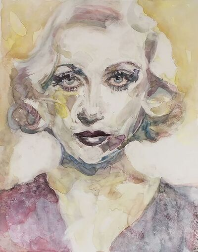 """Patty Rooney, '""""I resent being tagged 'glamour girl.' It's such an absurd, extravagant title. It implies so much that I am not."""" -- Carole Lombard', 2017"""
