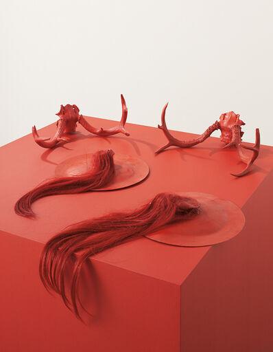 Terence Koh, 'Zhang zyi Buddha fly earth (Anedote/Penedote)', 2006