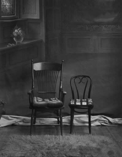 Evelyn Hofer, 'Still Life with Two Chairs', 1975