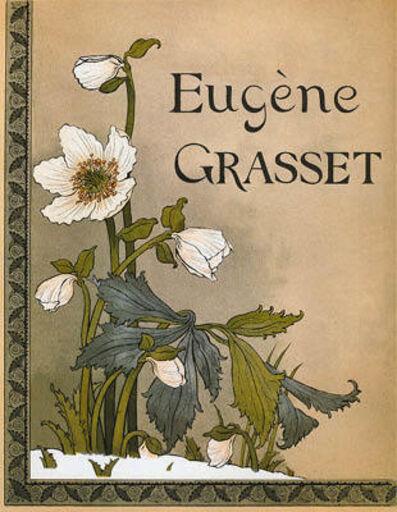 Eugène Samuel Grasset, 'Roses de Noël / Christmas Roses', 1890