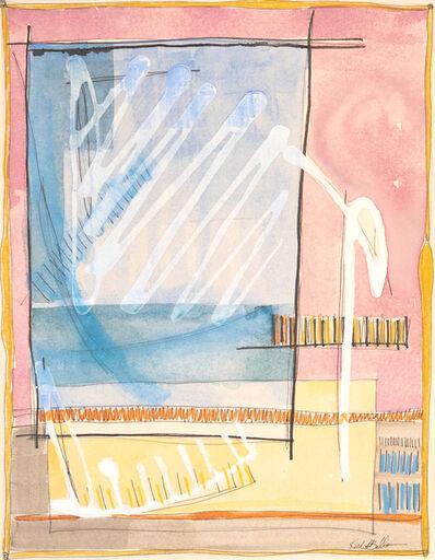 Kiah Bellows, 'Found Composition 5'