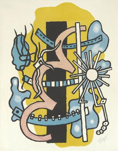 Fernand Léger, 'Composition.', 1947