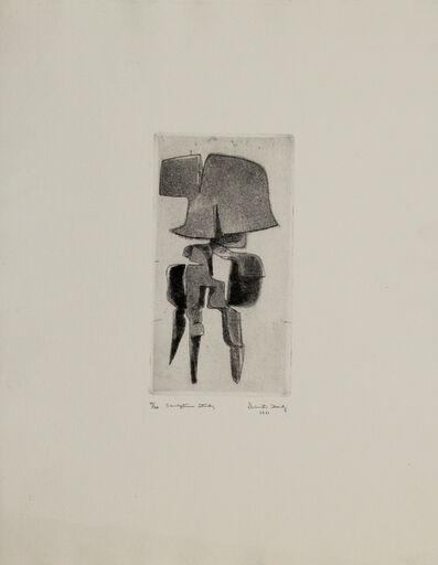 Dimitri Hadzi, 'Sculpture Study', 1961