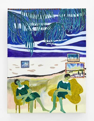 Freya Douglas-Morris, 'Side by Side', 2019