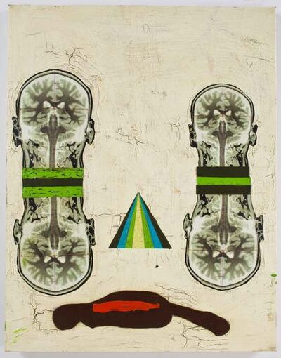 Katherine Sherwood, 'Pixelated Joker', 2012