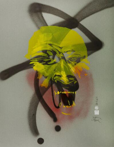 David Choe, 'Dobeki', 2007