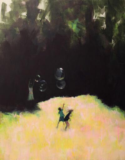 Sandrine Rondard, 'Les bulles ', 2016