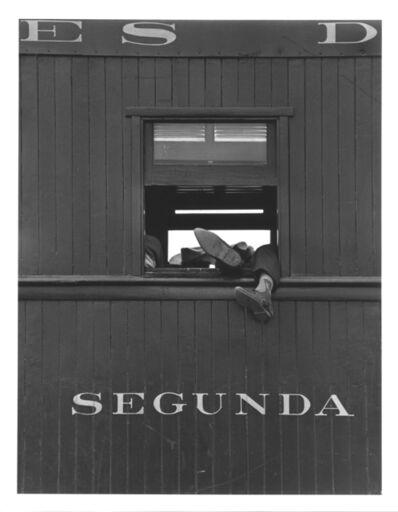 Rodrigo Moya, 'El Trenecito/The Little Train, portfolio', 1966