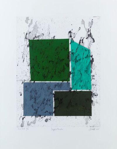 Stephen Hobbs, 'Dappled Bunker Palette Test', 2015