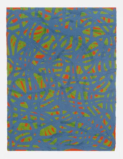 Sol LeWitt, 'Tangled Bands', 2001