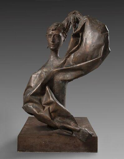 Giacomo Manzù, 'Busto di Inge', 1971