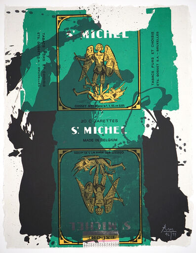 Robert Motherwell, 'St. Michael III', 1979