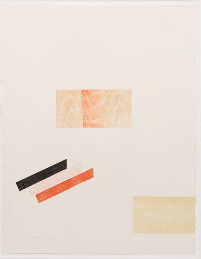 Ruth Eckstein, 'Alpha II', 1992