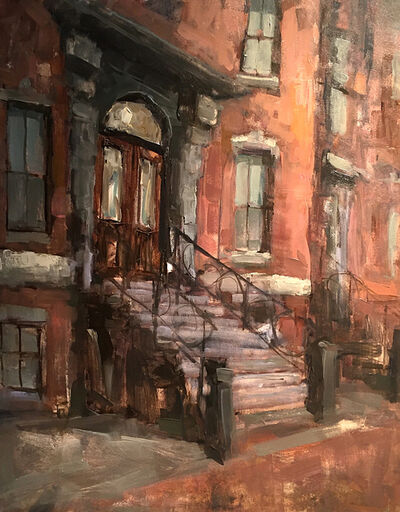 Jonathan Earle, 'South End Brownstone ', 2019