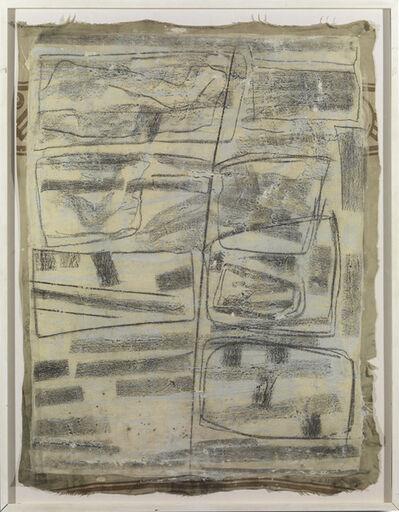 Herbert Zangs, 'Charcoal-Paintings', 1958