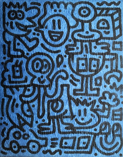 Mr. Doodle, 'Untitled', 2017