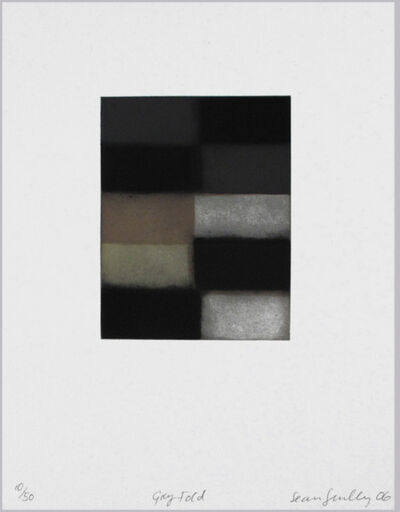 Sean Scully, 'Grey Fold', 2006