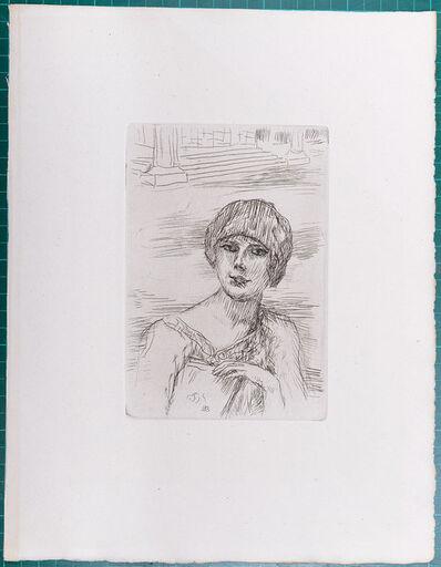 Pierre Bonnard, 'Sainte Monique', 1930