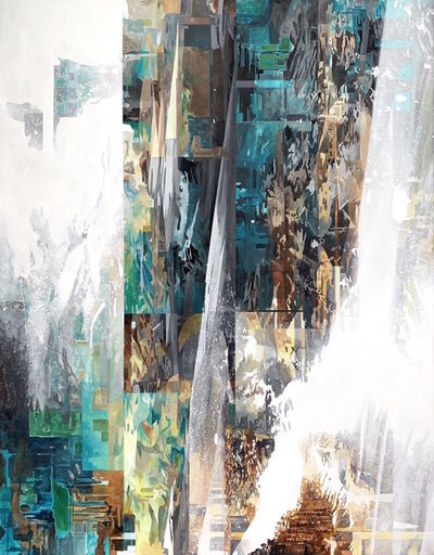 Leo WANG, 'Wisp Stranded Series-T3', 2019