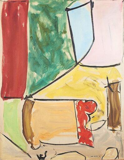 Leon Wall, 'Untitled', 1958