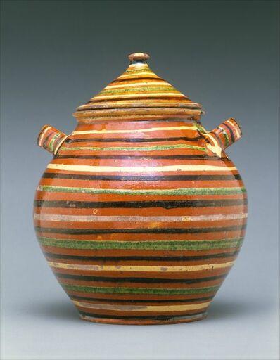 Unknown American, 'Sugar pot', 1820–1840