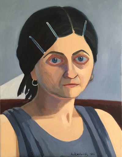 Anna Lukashevsky, 'Maria', 2016