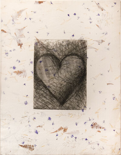 Jim Dine, 'The Jewish Heart', 1982