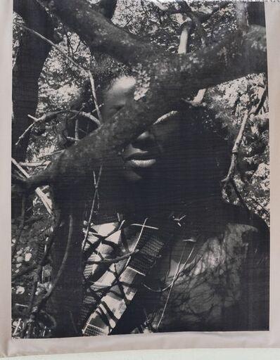 Zohra Opoku, 'Life Oak Tree (Rose Coton)', 2015