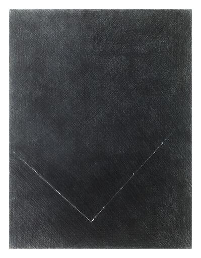 Takesada Matsutani, 'Piece of a Corner', 1981