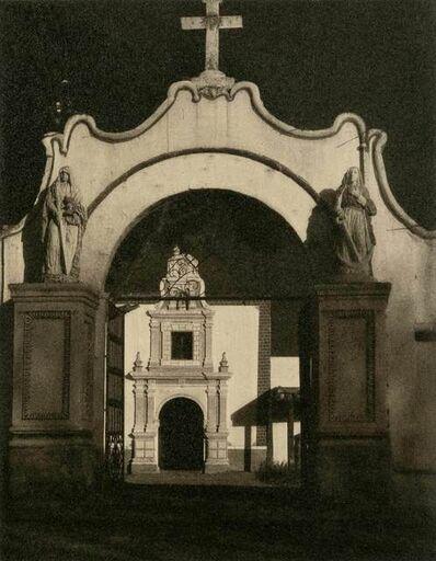 Paul Strand, 'Church, Coapiaxtla, Mexico', 1940