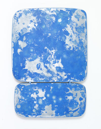 Nick Moss, 'Some kinda blue over some kinda blue', 2019