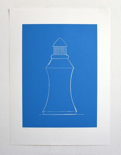 Thomas Schütte, 'Gartenzwerg (Blue)', 2016