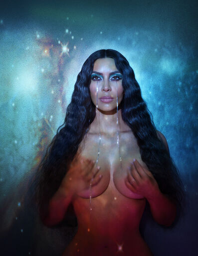 David LaChapelle, 'Mary Magdalene Abiding Lamentation', 2019