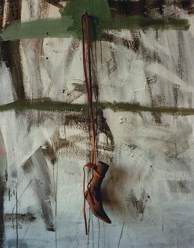 Saul Fletcher, 'Untitled #315 (Wooden Foot)', 2017