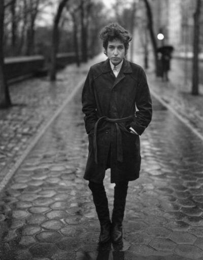 Richard Avedon, 'Bob Dylan, singer, New York City', February 10-1965