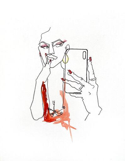 Elleree Fletcher, 'Bored in my sponsored top', 2020